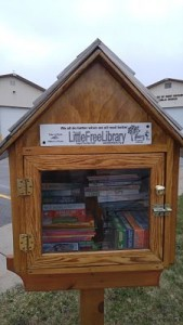 image of little library