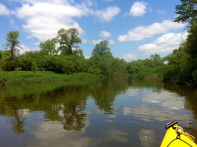 Baraboo River Image