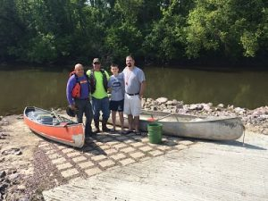 Baraboo River Clean-up